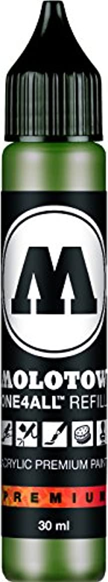 Molotow ONE4ALL Acrylic Paint Refill, For Molotow ONE4ALL Paint Marker, Amazonas Light, 30ml Bottle, 1 Each (693.205)