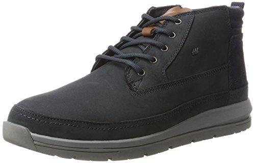 Boxfresh Herren CRYSER Chukka Boots, Blau (Navy), 46 EU