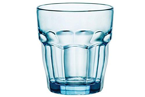 Bormioli Rock Bar Lounge Glas Set 6 blau
