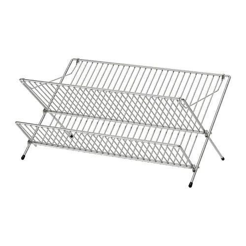 IKEA - KVOT escurreplatos, galvanizado