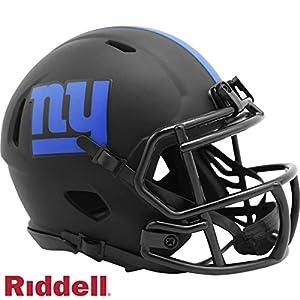 Riddell New York Giants Helmet Replica Mini Speed Style Eclipse Alternate