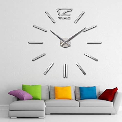 PVCOLL Wandtattoos & WandbilderStummschaltung der Acryl-Mode-Uhr
