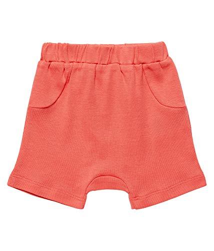 SENSE ORGANICS Short Pantalon bébé, Corail