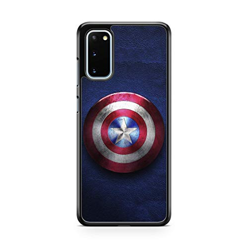 Inspired by Avengers Captain America Shield Case for Samsung Galaxy A71 A70 A51 A50 A21 A20 Case Galaxy A11 A10e A01 Comics Super hero phone Cover M191