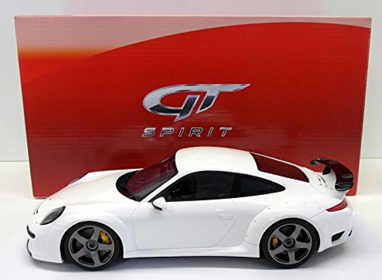 Ruf RGT 4.2, weiss, RHD, 2015, Modellauto, Fertigmodell, GT Spirit 1 18