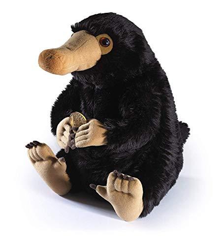 hzwh Plüschtier, 30 cm Niffler Plüschtier, Fluffy Cute Fantastic Beasts Kissen Soft Sleeping Toy