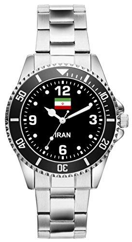 Iran Geschenk Artikel Idee Fan Uhr 6325