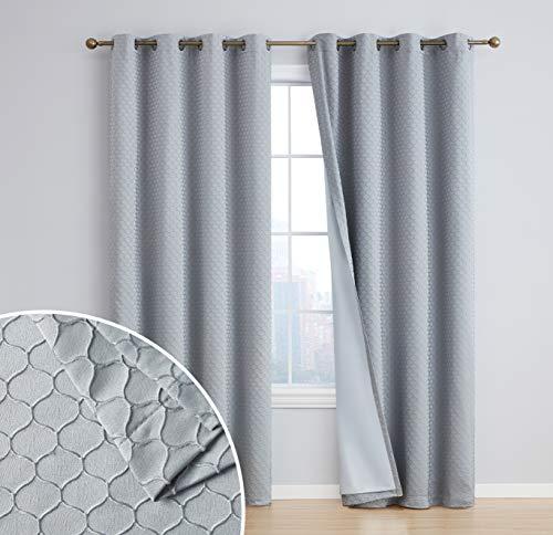 cortina opaca termica aislante fabricante HLC.ME
