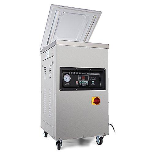BestEquip Chamber Vacuum Sealer Commercial Vacuum Sealer Machine 1000W Automatic Vacuum Packing Sealing Sealer Machine