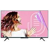 ZSLD - Pellicola protettiva per schermo TV da 32 a 80 pollici, filtro anti luce blu e anti...
