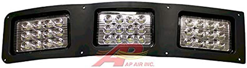 LED Conversion Light Kit with Bezel, Case/IH 2166, 2188, 2366, 2388, 2588, 2377, 2577 Combines