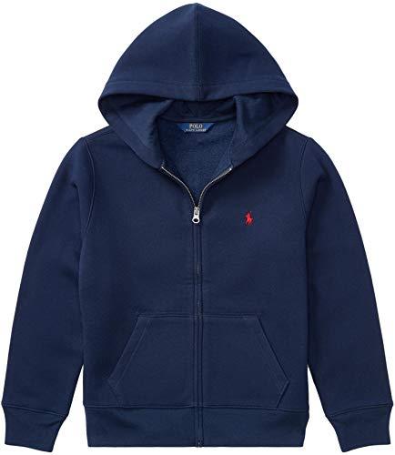 Ralph Lauren Jungen Polo Full Zip Hoodie -  mehrfarbig -  Small