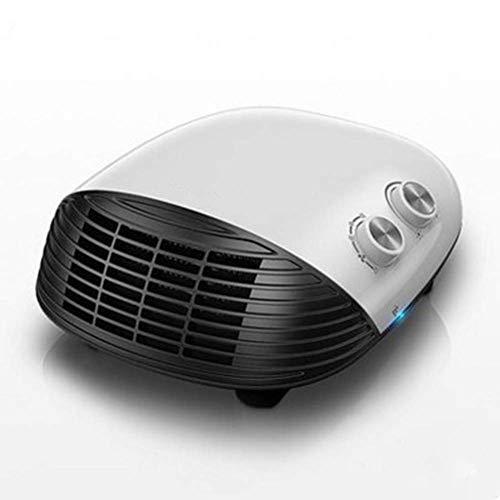 Chauffage, Portable 2000W Radiateur céramique, électrique avec Thermostat réglable, Mode ECO, contrôle à Distance, 2-8-heures minuterie for l'intérieur, (Blanc).