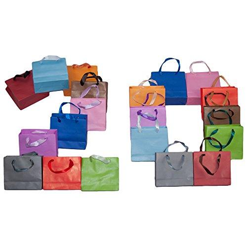 Dazoriginal Borse Regalo Carta Sacchetti Piccolo Regalo Carta Shopper Compleanno