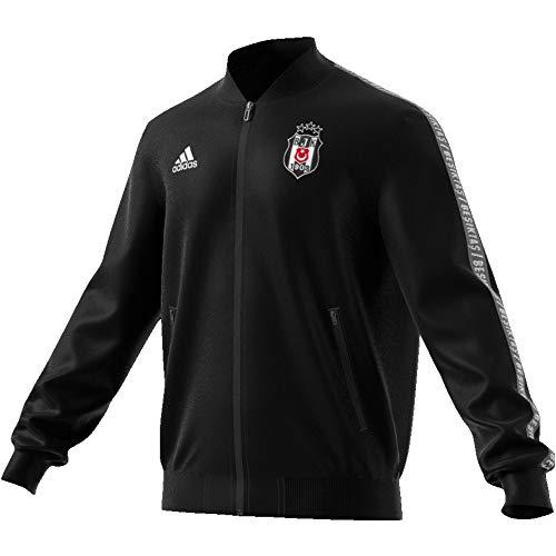 adidas Herren Bjk Anthem JKT Jacket, schwarz/weiß, XXXL