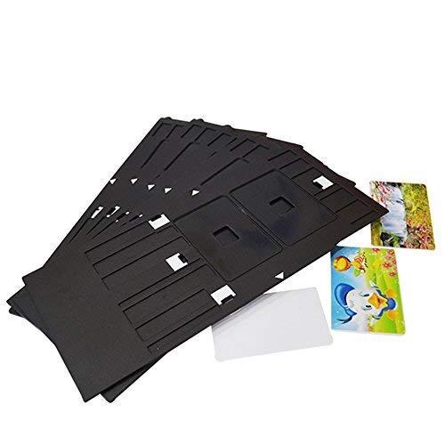 Epson Bandeja para impresora de inyección de tinta para Epson R200, R230, R220, R230, R300, R300, R310, R320, R350