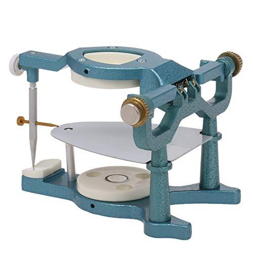 ZBYL Articuladores Magnéticos para Prótesis Dentales Modelo Dental Prefabricado Equipo De Laboratorio Dental Herramientas,Azul