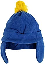 Craig Tucker Hat South Park Costume Cosplay TV Show Cap Halloween Fancy Dress Prop Character Gift Pom Blue Bomber Ear Flaps Aviator Trapper