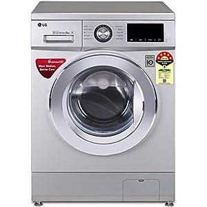 LG 8.0 kg Inverter Fully-Automatic Front Loading Washing Machine