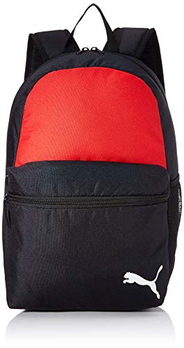 PUMA Unisex – Erwachsene teamGOAL 23 Backpack Core Rucksack, Red Black, OSFA