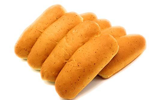 Organic Bread of Heaven ~ Hot Dog Buns - 2 pkgs of 8 ~ USDA Organic