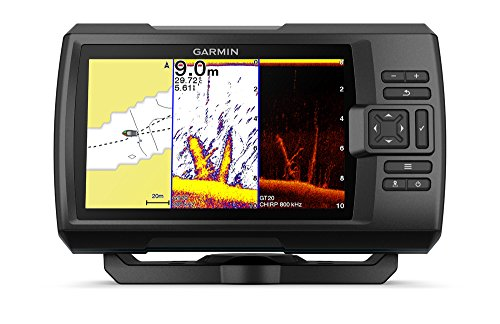 Garmin Striker Plus 7cv Chirp-Fishfinder Striker Plus 7cv Chirp-Fishfinder, Schwarz, OneSize, 0753759184285