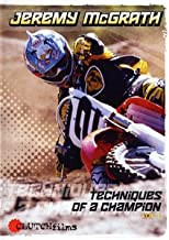 Jeremy Mcgrath's Techniques of a Champion Vol. 1 - Moto - Motocross DVD