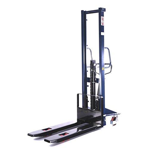 Hochhubwagen Handstapler Tragkraft 0,5t / 500 kg Hub 1,6m / 1600 mm - Gabellänge 1150mm für Europaletten
