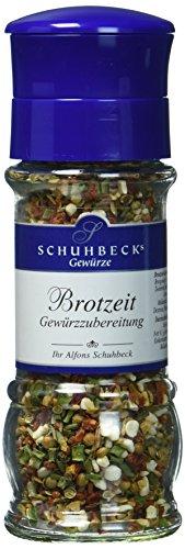 Schuhbeck Schuhbecks Gewürzmühle Brotzeit, 1er Pack (1 x 43 g)