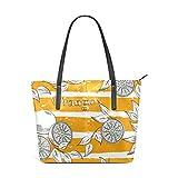 MONTOJ Handbags - Borsa a tracolla per allenatore, colore: Arancione