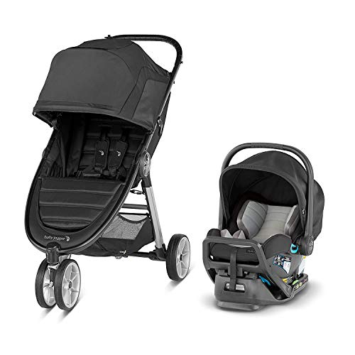 Baby Jogger City Mini 2 Travel System, Jet