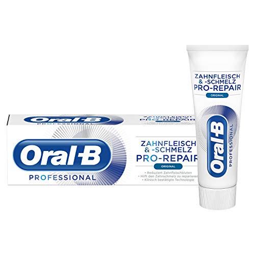 Oral-B Professional Zahnfleisch und -schmelz Pro-Repair Original Zahnpasta (6 x 75 ml)
