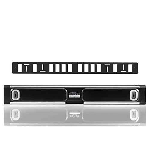 Sonos Playbar Wandhalterung Kit mit Montagezubehör für Sonos Soundbar, entworfen im Vereinigten Königreich von Soundbass®