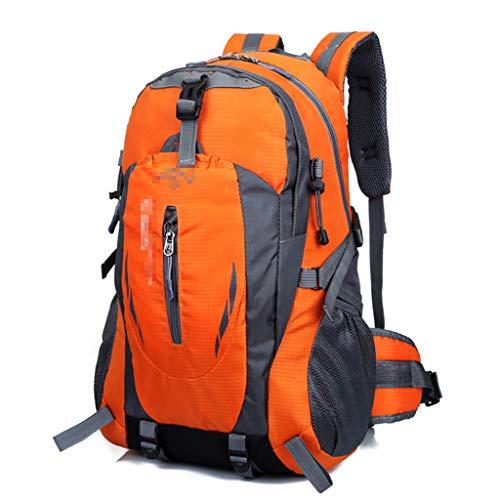 YMXYMM Randonnée Daypacks 40L,Sac à Dos Pliable ultraléger,Sac à Dos Pliable résistant à l'eau,Sac à Dos de Camping de Voyage,pour Hommes et Femmes,I