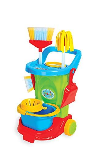Carrinho de Limpeza Cleaning Trolley Caixa, Maral, Multicor