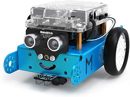 Makeblock mBot Robot Kit, DIY Mechanical Building Blocks, Entry-level Programming Helps Improve Children