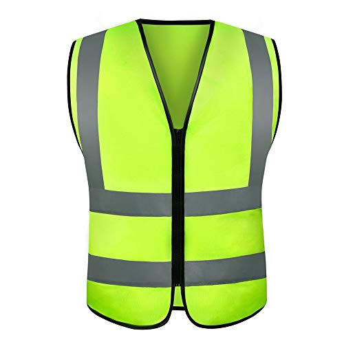 Nobrannd veiligheidsvest website Yellow Vest Sanitation Service-BAU veiligheidsvest ademend car, annual inspection-generatie, reflecterende jas