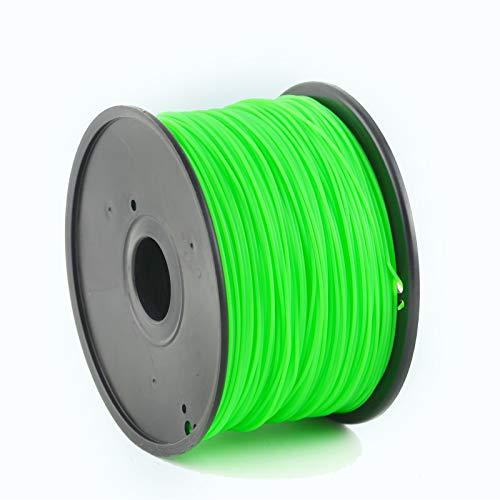 PLA Filament für 3D Drucker, 1.75 mm, 1 kg schmale Spule, himmelblau