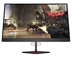 Rapid response time – 240 hertz refresh rate with 1ms response time creates anti-ghosting, blur-free gameplay and is 4x faster than traditional 60 hertz pc gaming monitors AMD Radeon Freesync 2 HDR - Get smooth gaming and brilliant pixel quality that...