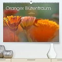 Oranger Bluetentraum (Premium, hochwertiger DIN A2 Wandkalender 2022, Kunstdruck in Hochglanz): Zarte orange Bluetenfotos verzaubern uns das ganze Jahr (Monatskalender, 14 Seiten )