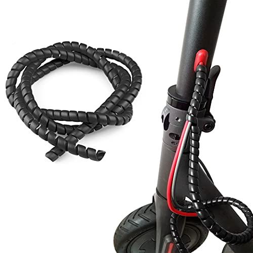 Vestigia® - Protección de Cable en Espiral para Xiaomi M365 1S Pro...