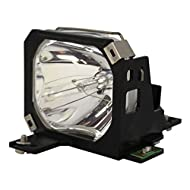 3 months warranty 100% Original Manufacturers Lamp (OEM) Free delivery in UK Fast Shipping 30 day money back guaranty