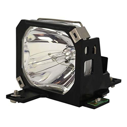 Original Inside Lamp Lámpara de Repuesto para HITACHI CP-S235 DT00621 con 12 Meses de garantía