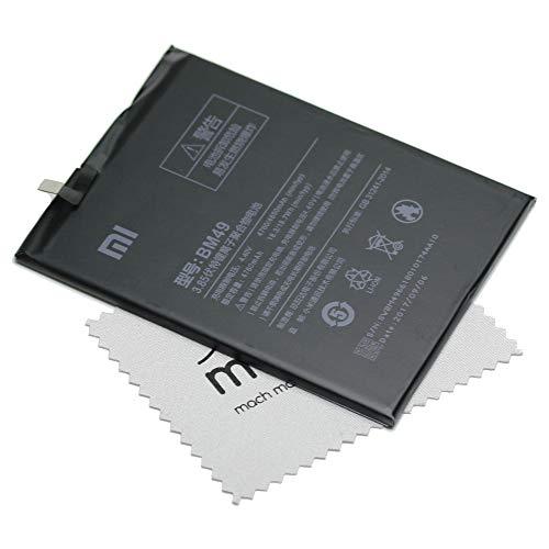 Batería para Xiaomi Original BM49 para Xiaomi Mi Max + paño mungoo