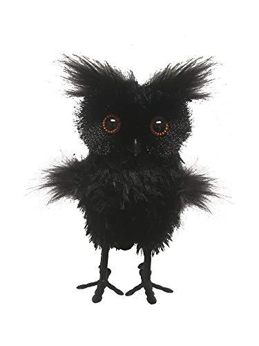 shoperama Bho Mauz Bho negro 20 x 13 cm Halloween Accesorios y decoracin