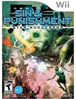 NEW Sin & Punishment Wii (Videogame Software)
