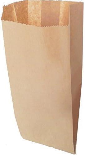 44 opinioni per IMBALLAGGI 2000-200 Sacchetti Alimenti in Carta Kraft Avana- Formato 22x44cm-