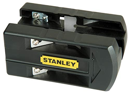 Stanley STHT0-16139 Laminate Trimmer, Black/Yellow