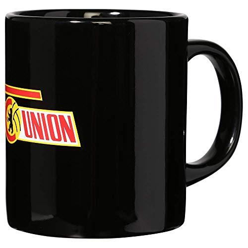 günstig 1.FC UNION Berlin Tasse, Tasse, Kaffeetasse schwarzes Logo Vergleich im Deutschland
