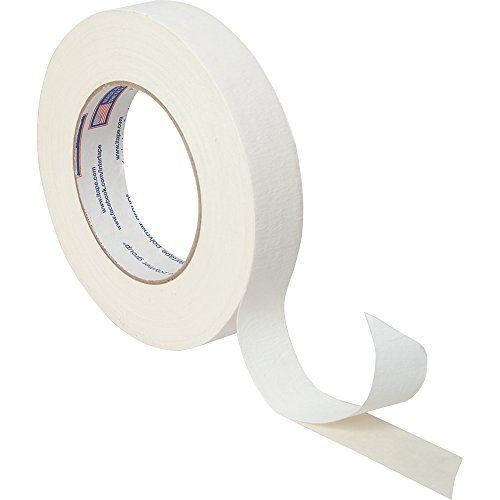 Flat Back Paper Double Sided/Stick Tape For Woodworking, Metal Working, Fabrication and Around The Home